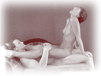 The best sex position for a woman that want to control depth and penetration