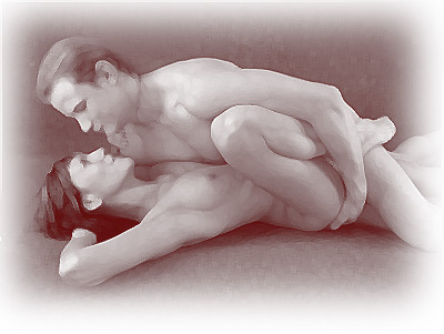 A different sex positions for deep penetration and clitoral stimulation that is an intimate lovemaking positione