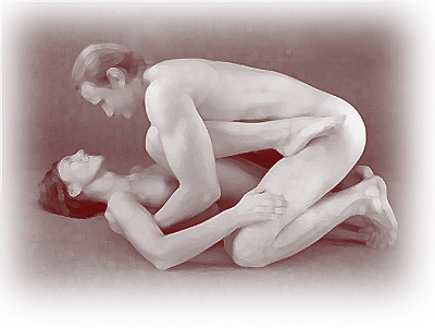 Sexual intercourse positions with sex position pictures that describe this sex position in detail